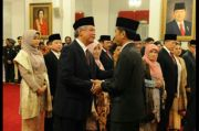 Berduka, Jokowi Sebut Abdul Malik Fadjar Guru Bangsa