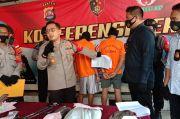 Kabur dari Lapas dan Bacok Polisi, Rampok Sadis Ini Kembali Ditangkap
