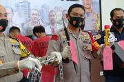 Gagal Bobol Apotek, Dua Bandit Kawakan Diringkus Polisi