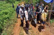 Persempit Penyelundupan Ganja, Aparat Gabungan Patroli Batas RI-PNG