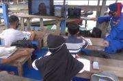 Bantu Siswa Belajar Online, Polda Kalteng Bangun Pondok Baca
