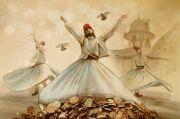 Sufisme Bekerja dengan Bahan-Bahan yang Terlihat dan Tidak