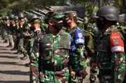 Tingkatkan Kemampuan Kerja Sama Satuan, Menart 2 Marinir Gelar Latihan