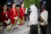 Resepsi Pernikahan di Grobogan Terapkan Protokol Kesehatan