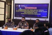 Polres Semarang Bentuk Unit Keselamatan Terpadu