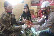 Cinta Menembus Ruang dan Waktu, Tahanan Narkoba Menikah di Polsek Medan Timur
