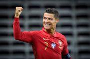 Ingin Lewati Ekspektasi, Ronaldo Sebut 100 Gol bagi Portugal Belum Cukup