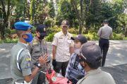 Petugas Gabungan Kabupaten/Kota Sweeping Pelanggar PSBB di 7 Perbatasan Bogor Raya