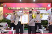 Sukses Ungkap Kasus Anak, Komnas PA Ganjar Polda Kalteng Penghargaan