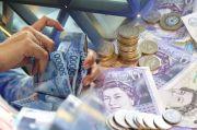 Rupiah Tengah Pekan Dibuka Loyo ke Rp14.853/USD Iringi Kejatuhan Pounds