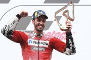 Digosipkan Gabung Yamaha STR, Dovizioso: Lihat Apa yang Terjadi