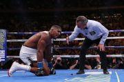 Kalah TKO, Joshua: Enam Minggu Kamp Pelatihan seperti Neraka