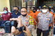 Tak Berlakukan Jam Malam, Polrestabes Bandung Tutup Ruas Jalan Protokol