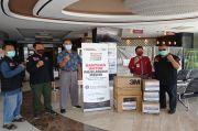 Bantu Tenaga Kesehatan di Surabaya Raya, BI dan ACT Salurkan Paket APD