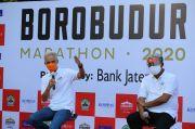Pandemi COVID-19, Ada Konsep Hybrid di Borobudur Marathon 2020