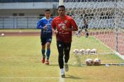 Teja Kembali Berlatih, Skuad Persib Bandung Kian Lengkap
