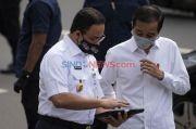 DKI Jakarta Kembali PSBB, Rapat Tatap Muka Bersama Presiden Jokowi Dibatasi