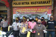 20 Kali Beraksi, Polisi Ringkus 2 dari 7 Begal di Kebon Pisang