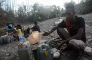 Krisis Air Bersih Landa Belu NTT, Warga Minum Air Kubangan di Pinggir Kali