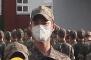Gagahnya Park Bo Gum dengan Seragam Militer