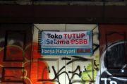 PSBB Jakarta Jilid Dua Dekatkan Indonesia Pada Resesi