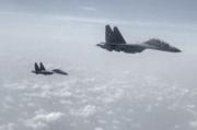 Jet-jet Tempur China Usik Taiwan Dua Hari Berturut-turut