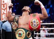 Juara Dunia Kelas Berat, Joshua: Aku Jauh di Depan Tyson Fury