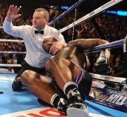 Whyte Terkapar KO, Mantan Juara WBO: Aku Terkejut Cara Dia Kalah