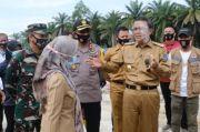 Huntap Korban Banjir di Lutra Mulai Dibangun Bulan Ini