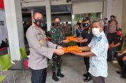 Penegak Disiplin Berbasis Komunitas di Pasar Kemiri Muka Depok Dibentuk