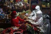 Pedagang Minta Pasar Tradisional Tidak Ditutup saat PSBB Total
