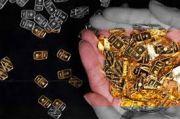 Di Saat Bursa dan Rupiah Masih Tertekan, Harga Emas Naik Terus