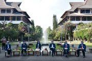 Disambut Rektor, 6.491 Mahasiswa Baru ITB Ikuti PMB secara Daring