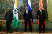 Disaksikan Rusia, China-India Sepakat Kurangi Ketegangan