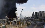 Kebakaran Baru di Pelabuhan Beirut Diduga Akibat Sabotase