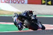 Vinales Tercepat di FP1, Rossi Melempem
