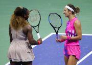 Robohkan Serena Williams, Azarenka Bentrok Naomi Osaka di Final