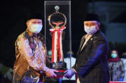 Kota Bandung Sukses Rebut Juara Umum MTQ XXXVI Jabar 2020
