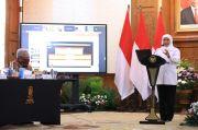 Gubernur Khofifah Paparkan Progres SAKIP dan Reformasi Birokrasi