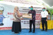 Pertamina EP Asset 4 Field Poleng Renovasi Gedung SD di Bangkalan
