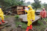 Diduga Korban Pembunuhan, Jasad Petani Ditemukan Gosong di Dalam Gubuk