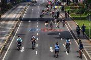 Mulai Besok, 10 Kawasan Khusus Pesepeda di Jakarta Ditiadakan