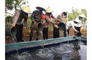 Bantu Ketahanan Pangan di Masa Pandemi Covid-19, Kampung Jabat Simanis Ancol Diresmikan