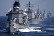 Abe Ingin Militer Jepang Dapat Serang Target di China dan Asia