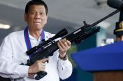 Sengketa Laut China Selatan, Duterte kepada China: Taati Hukum!