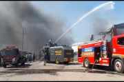 Percikan Api Pengelasan Akibatkan Kerugian Rp1 Triliun