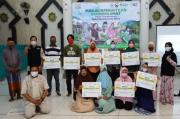 ACT Jateng Salurkan Bantuan Wakaf Modal Usaha Berbasis Masjid di Semarang