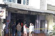 Kebakaran Di Toko Roti, Satu Orang Ditemukan Meninggal