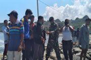 Hendak Selfi, Pengunjung Pantai Logending Kebumen Tenggelam