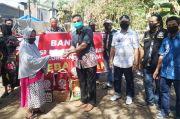 PT Semen Tonasa Beri Bantuan Korban Kebakaran di Kampung Batu-batu